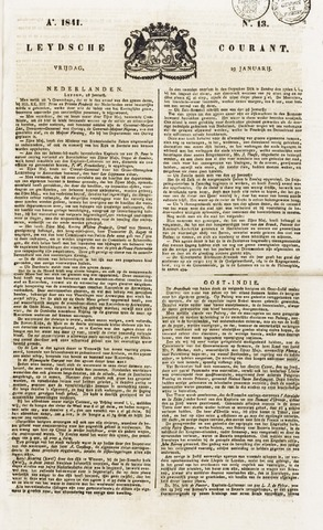 Leydse Courant 1841-01-29
