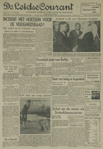 Leidse Courant 1958-11-12
