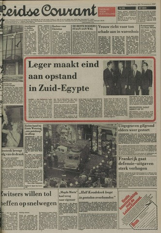 Leidse Courant 1981-10-09