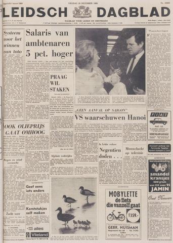 Leidsch Dagblad 1968-12-20
