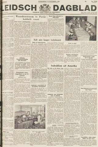 Leidsch Dagblad 1951-11-15