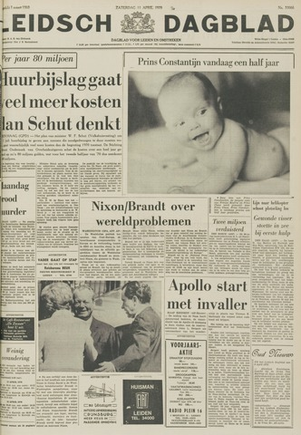 Leidsch Dagblad 1970-04-11