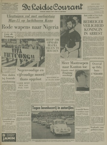 Leidse Courant 1967-08-21