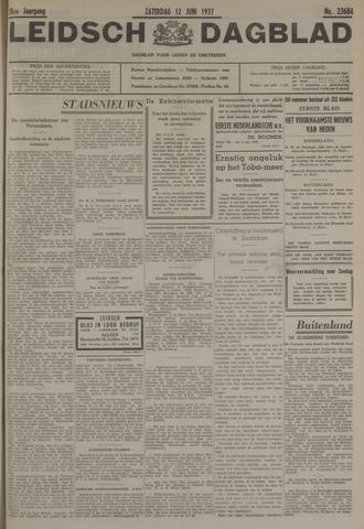 Leidsch Dagblad 1937-06-12