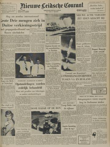 Nieuwe Leidsche Courant 1957-07-27