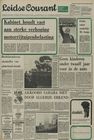 Leidse Courant 1975-11-15