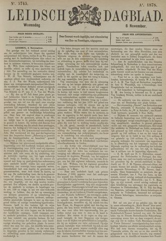 Leidsch Dagblad 1878-11-06
