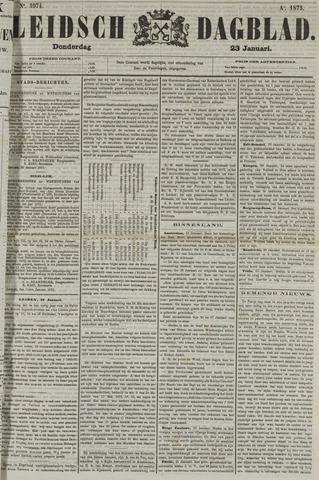 Leidsch Dagblad 1873-01-23