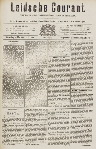 Leydse Courant 1887-05-14