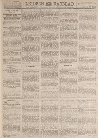 Leidsch Dagblad 1919-06-23