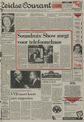Leidse Courant 1988-01-30