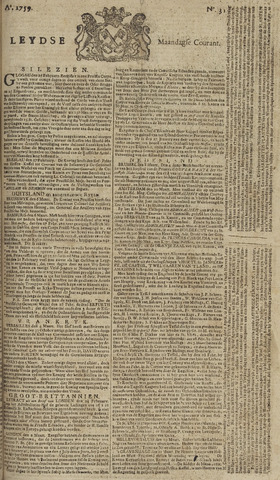 Leydse Courant 1759-03-12