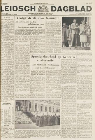 Leidsch Dagblad 1954-05-01