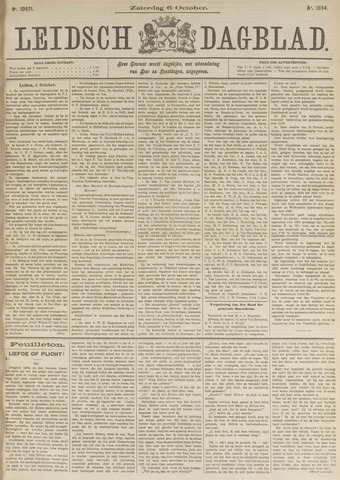 Leidsch Dagblad 1894-10-06