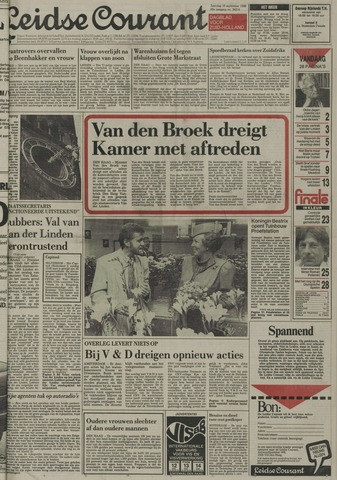 Leidse Courant 1988-09-10