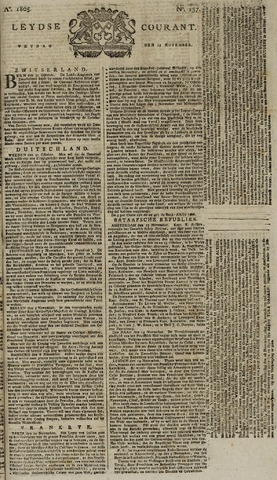 Leydse Courant 1805-11-15