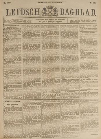 Leidsch Dagblad 1901-08-20