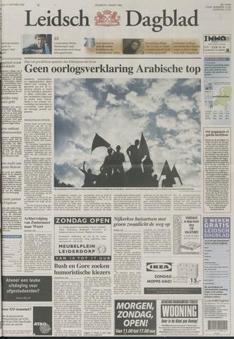 Leidsch Dagblad 2000-10-21