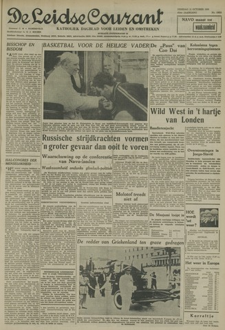 Leidse Courant 1955-10-11