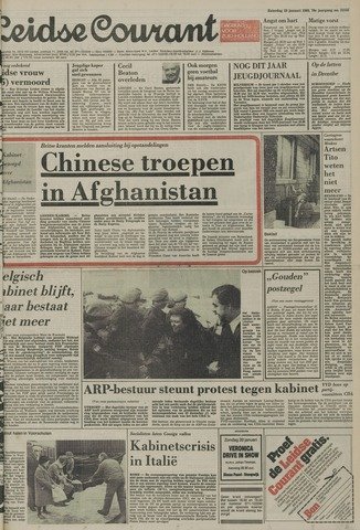 Leidse Courant 1980-01-19