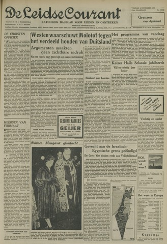 Leidse Courant 1955-11-04