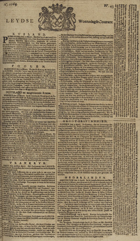 Leydse Courant 1765-04-10