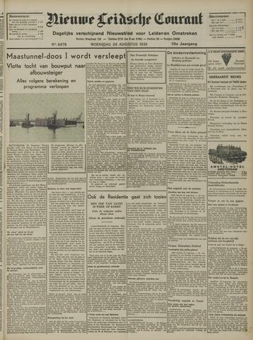 Nieuwe Leidsche Courant 1938-08-24