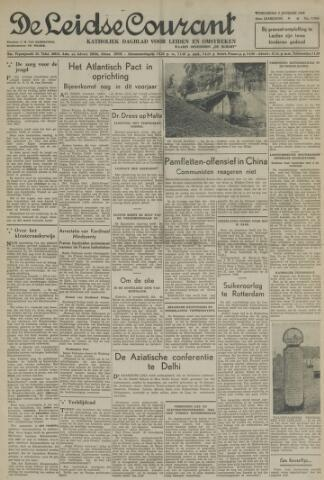 Leidse Courant 1949-01-05