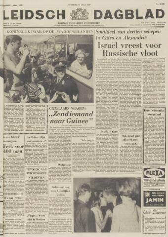 Leidsch Dagblad 1967-07-11