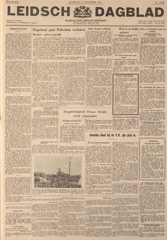 Leidsch Dagblad 1947-09-27