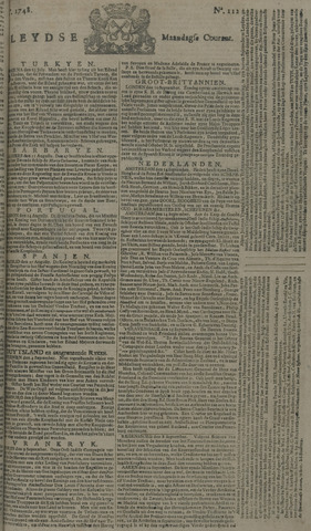 Leydse Courant 1748-09-16