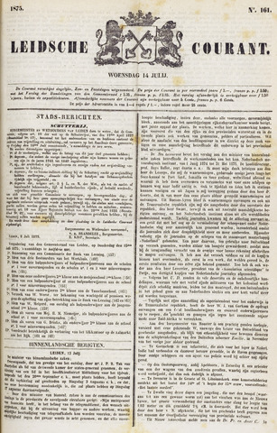 Leydse Courant 1875-07-14