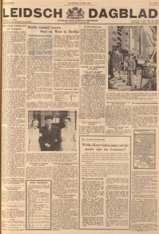 Leidsch Dagblad 1949-05-14