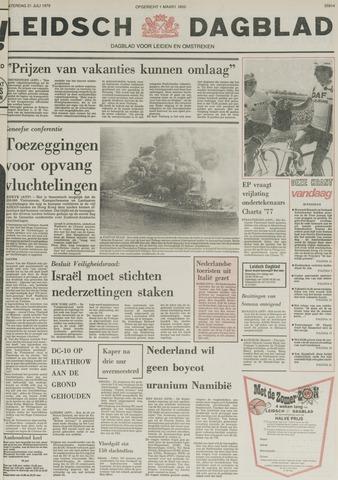 Leidsch Dagblad 1979-07-21