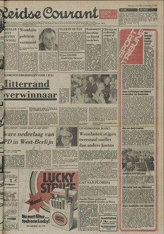 Leidse Courant 1981-05-11