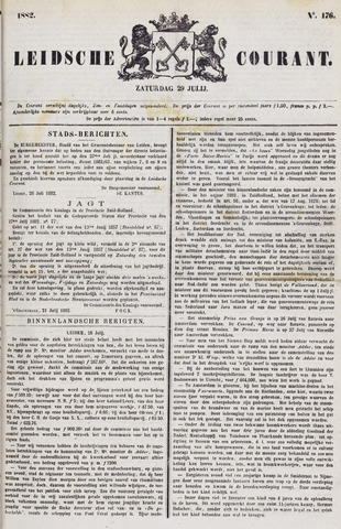 Leydse Courant 1882-07-29