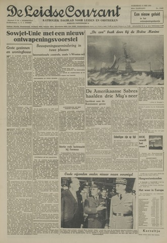 Leidse Courant 1955-05-11