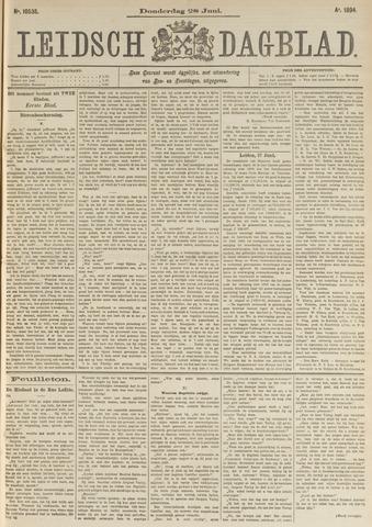 Leidsch Dagblad 1894-06-28