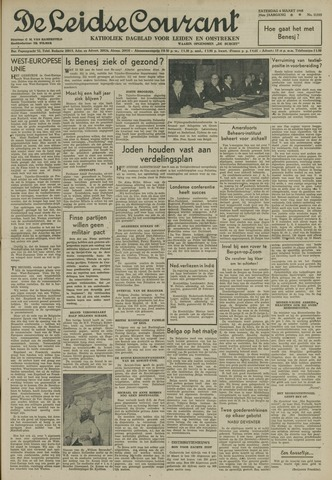 Leidse Courant 1948-03-06