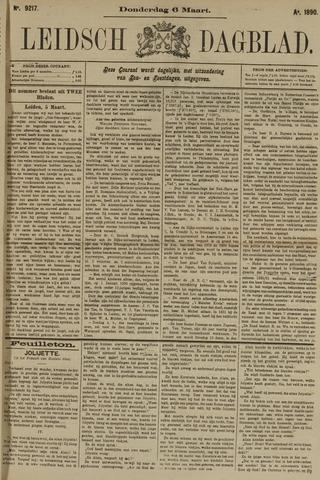 Leidsch Dagblad 1890-03-06