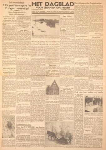 Dagblad voor Leiden en Omstreken 1944-01-15