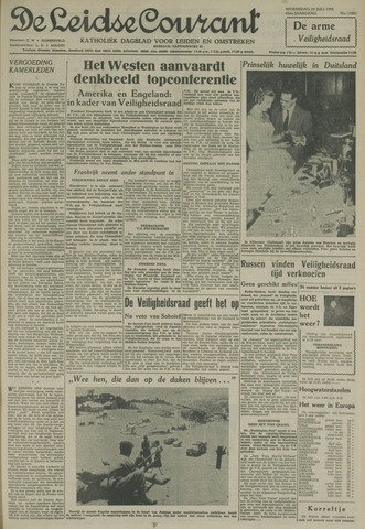 Leidse Courant 1958-07-23