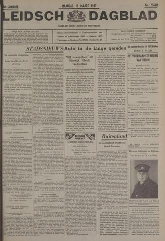 Leidsch Dagblad 1937-03-15
