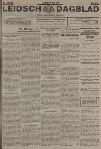 Leidsch Dagblad 1937-05-08