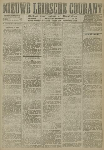 Nieuwe Leidsche Courant 1923-01-19