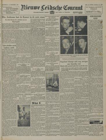 Nieuwe Leidsche Courant 1947-12-18
