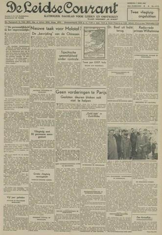 Leidse Courant 1949-06-07