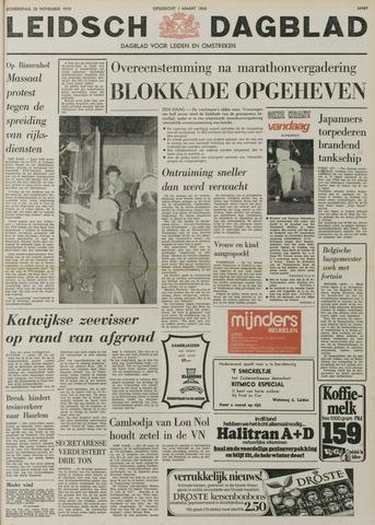 Leidsch Dagblad 1974-11-28
