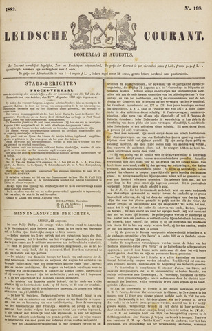 Leydse Courant 1883-08-23