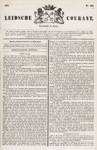 Leydse Courant 1877-07-16